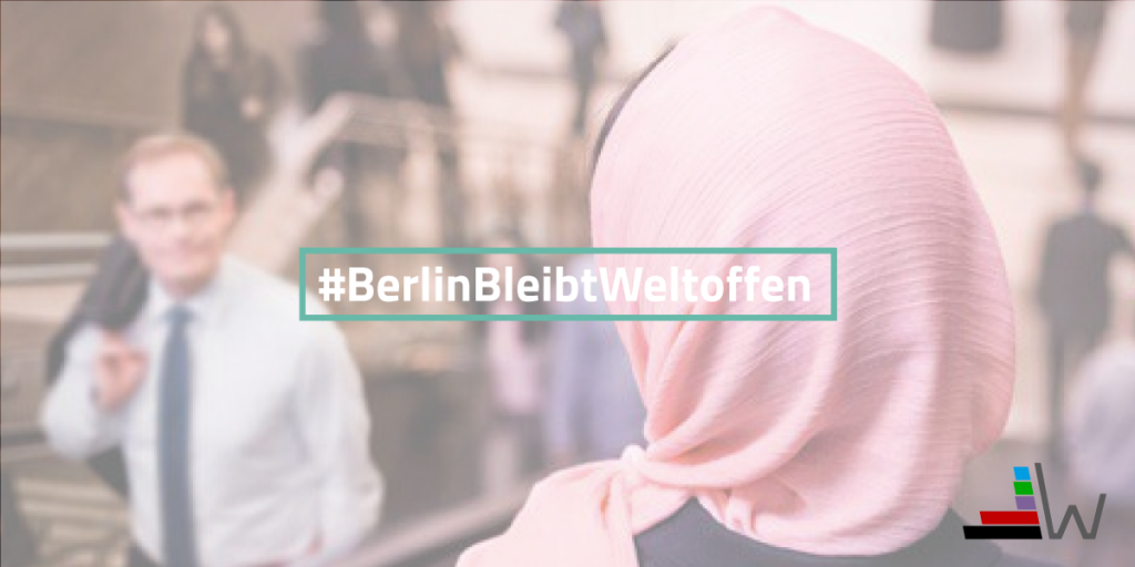 wahl.de SPD Berlin Kampagne