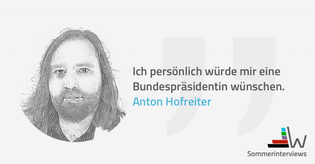 wahl.de Anton Hofreiter Grüne