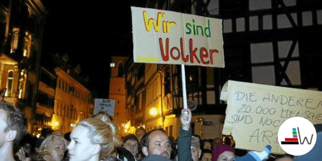 wahl.de VOLKER Demokratie Wettbewerb