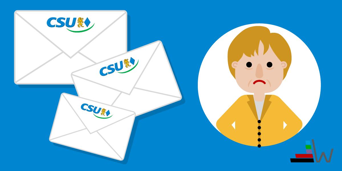 wahl.de CSU-Einladung Merkel