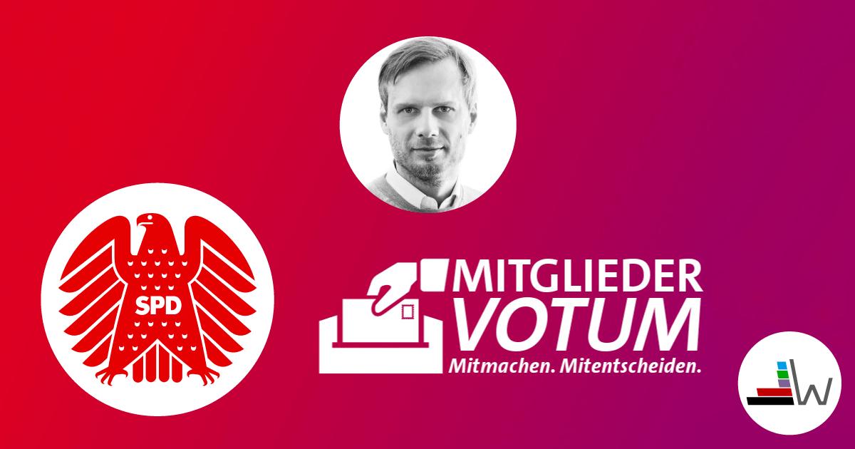 SPD-Mitgliedsvotum