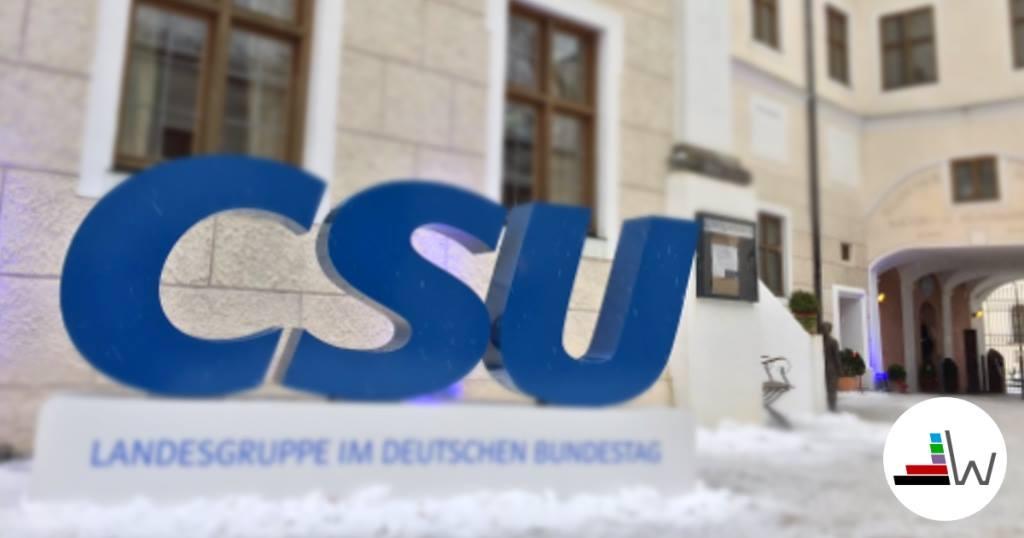 Klausurtagung CSU