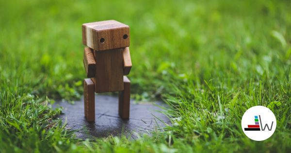 Holz-Roboter